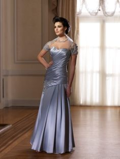 Best Selling Mother Of The Bride Dress with jacket Taffeta Long Prom Party Dresses Evening Gowns Floor Length Dress 2015 Used Wedding Dresses, Prom Party Dresses, Occasion Dresses, Wedding Gowns, Bridesmaid Dresses, Mother Of Groom Dresses, Mothers Dresses, Mother Of The Bride, Mob Dresses