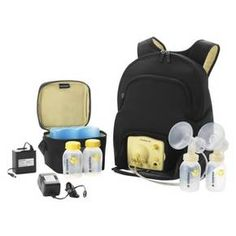 Medela Pump in Style Advanced Breast Pump with Backpack : Target
