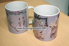 Tazze mug personalizzate. Personalized mugs.