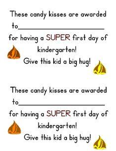 First Day of Kindergarten Reward Certificate by NJF | TpT Kindergarten Readiness, Kindergarten First Day, Kindergarten Teachers, Have A Day, One Day, First Day Of School, Back To School, Beginning Of Year, Classroom Activities