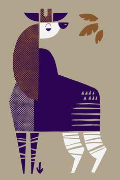 IMG 18 - Okapi, Alexander Vidal