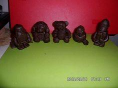 Csoki figurák
