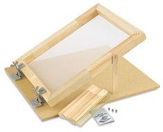 AWT Professional-Grade Screen Printing Unit - BLICK art materials