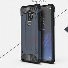 Shockproof Armor Case For Samsung Galaxy S9 S8 Plus Note 8 S7 Edge Note 9 f2c71bb9f8c2