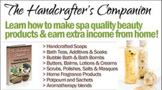 Create Soothing Creams, Bath Bombs and Spa Products Like Professionals Using Handcrafter's Companion
