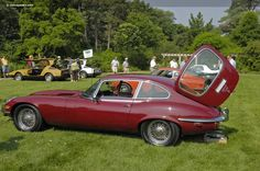 Auction results and data for 1972 Jaguar XKE E-Type (XKE, Series III, S3, EType) - Conceptcarz