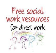 Over 200 worksheets, assessment tools, information handouts, storybooks and games; all sorted into thematic categories such as mental health, domestic abuse, CSE, adoption etc.