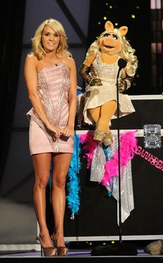 2011 CMA Awards: Everything Carrie Underwood Has Ever Worn at the CMA Awards