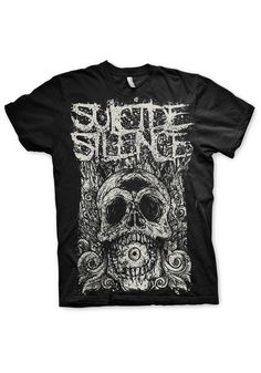 Suicide Silence Cyclops  T Shirt