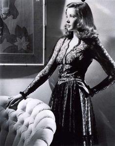 Gene Tierney: Damn, she was foxy!