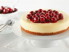 Celebrate National Cheesecake Day on July 30! This cheesecake is perfect for the traditionalists who love the classics as well as rich and creamy...