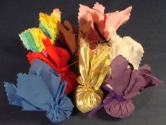How to make Gris Gris Bags – Love of the Goddess