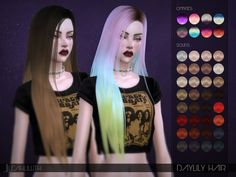 TSR : Leah Lillith's LeahLillith Daylily Hair.