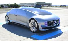 Germany's new law requires human drivers to be behind the wheel of experimental autonomous cars at all times.
