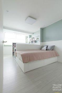 Interior Architecture, Interior Design, Room Design Bedroom, Open Plan Living, Dream Rooms, Simple House, Kids House, Mattress, Kids Room