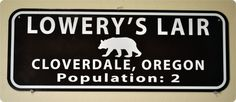 Get personal with an easy-to-mount, 100% customizable aluminum sign. Add a touch of style to any home or business.