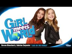 Take On the World (Versión verano) - El mundo de Riley - Disney Channel - YouTube