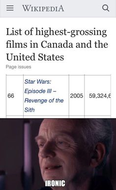 execute order This isn't ironic its a funny coincidence. If the movie was return of the jedi then it would ironic. Simbolos Star Wars, Star Wars Jokes, Funny Star Wars, Ironic Memes, Funny Memes, Dankest Memes, Funny Coincidences, Prequel Memes, Stupid Funny