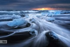 Ice and Motion by Patrick Marson Ong on 500px