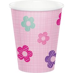 One Is Fun Girl Hot/Cold Cups, 9 Oz. (96/case)