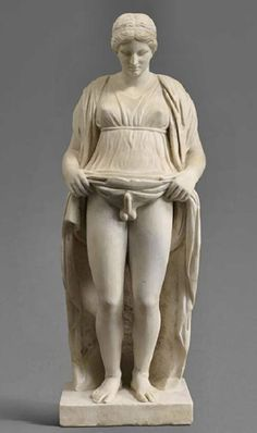 Hermaphroditus statue from Roman times  The statue shown here is from Monte Porzio in Italy, and dates from the 2nd century AD. It is now in the Louvre Museum in Paris.