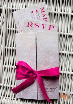 zaproszenia ślubne Bochnia, oryginalne, nietypowe zaproszenia ślubne. vintage, malinowy, indywidualny projekt, artystyczne zaproszenie, RSVP...