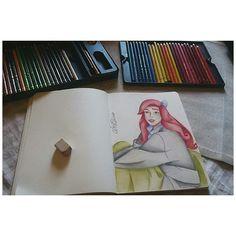 Anastasia made by me!