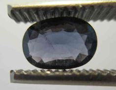 Blue Sapphire oval, Origin Viet Nam: 1,20 ct 8 x 6 x 3 mm - www.kn-jewellery.com