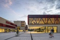 Gallery of Ruhr West University of Applied Sciences / HPP Architects + ASTOC - 1