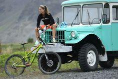 MTB Mountain biking Bike Truck