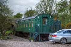 Train Carriage Guest House | Flickr - Photo Sharing! http://bareskylls.com/