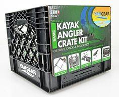 Kayak Angler Kit in Crate - Basic | Product Details | Yak-Gear.com