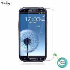 2pcs For Glass Samsung Galaxy S3 Screen Protector Tempered Glass For Samsung Galaxy S3 Glass For Samsung S3 i9300 Phone Film #Affiliate