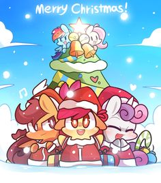 Merry Christmas ! by ILifeloser.deviantart.com on @deviantART