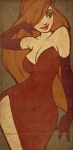 Jessica Rabbit http://tgcapts.tinybytes.me/hottest-disney-princesses