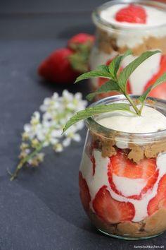 Strawberry's trifle