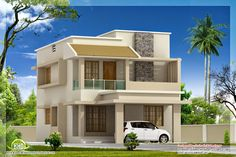 Planning to build your own house? Check out the photos of these beautiful 2 storey houses.This article is filed under: Small Cottage Designs, Small Home Design, Small House Design Plans, Small House Design Inside, Small House Architecture 2 Bedroom House Design, Bedroom House Plans, Cottage Design, Simple House Design, Modern House Design, Style At Home, Philippines House Design, Design 3d, Design Ideas