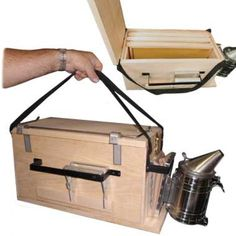 MULTI-PURPOSE TOOLBOX M01977 Dadant & Sons