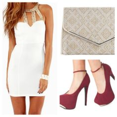 I actually own this. Birthday dinner outfit <3