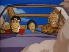 The Karate Kid cartoon intro