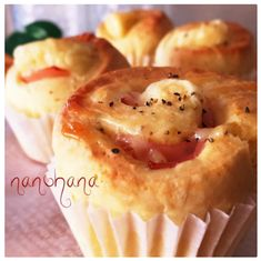 A Food, Food And Drink, Cooking Bread, Bread Recipes, Mashed Potatoes, Muffin, Eggs, Yummy Food, Breakfast