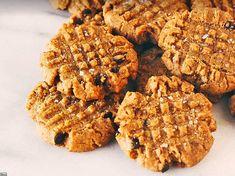 Salted Chocolate-Peanutbutter-Brezel-Cookies, ein sehr schönes Rezept aus der Kategorie USA & Kanada. Bewertungen: 8. Durchschnitt: Ø 4,3.