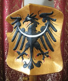 The Shield with the coat of arms of Duke Louis II of Brieg (Silesia)