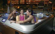 Bullfrog Spa: Over the years, the dinner table has become less and less the place where families catch up. Some Long Island Hot Tub clients say that the home spa is becoming the family conversation center. Away from  the technology that isolates family members, the warm water relaxing everyone helps conversation open up.  http://www.longislandhottub.com/longisland_hot_tub_spa_blog/