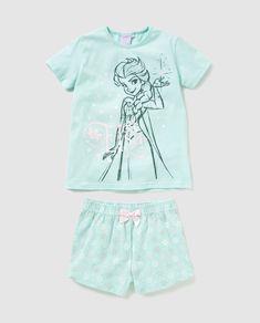 Pijama Frozen, Pijama Disney, Frozen Outfits, Frozen Merchandise, Kids Dress Wear, Disney Crossovers, Aesthetic Indie, Cartoon Art Styles, Fashion Art