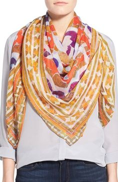 Echo 'Marble Mosaic' Scarf | Nordstrom