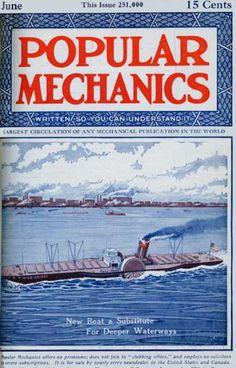 Popular Mechanics - June, 1910
