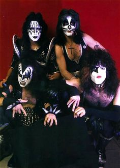 1975 -Kiss was the best....Beth I hear you calling....