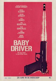 Baby Driver (7.9.2017; Louis Hartlooper Complex)