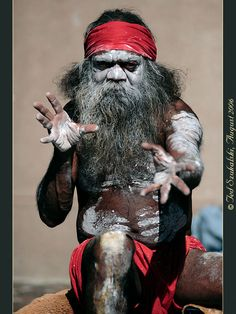 Aboriginal - Explore the World with Travel Nerd Nici, one Country at a Time. http://TravelNerdNici.com